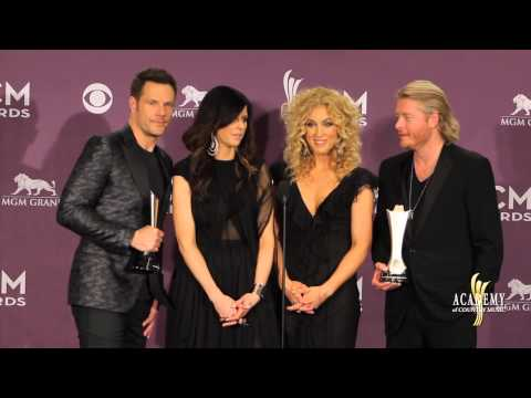 2013 ACM Awards Press Room - Little Big Town