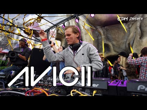 Avicii [Drops Only] @ Tomorrowland 2011 Mainstage