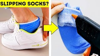 21 GENIUS CLOTHING LIFE HACKS