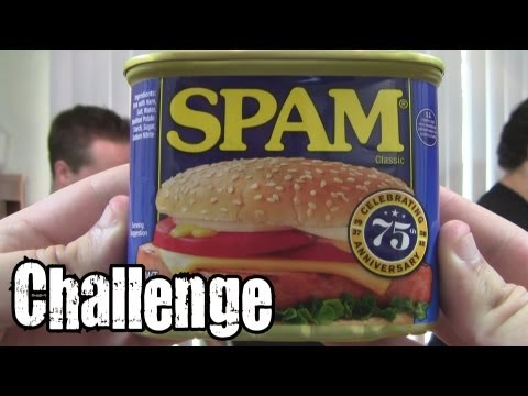Spam Challenge vs. Matt Stonie