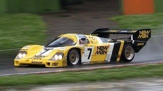 1983 Porsche 956 Gr. C Accelerations Sound
