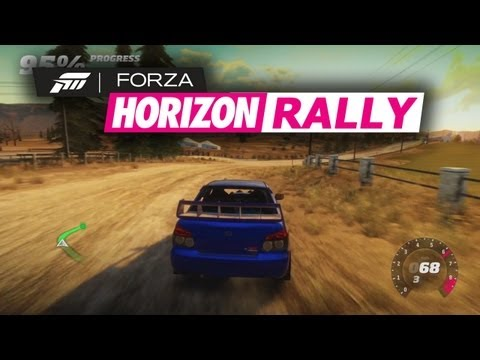 Forza Horizon Rally Expansion Pack Gameplay Horizon Rally DLC Walkthrough Gameplay with Commentary