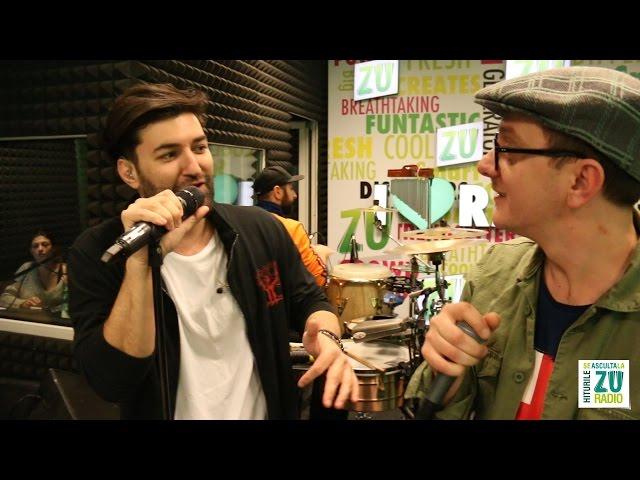 Smiley si Don Baxter - Am bani de dat (Live la Radio ZU)