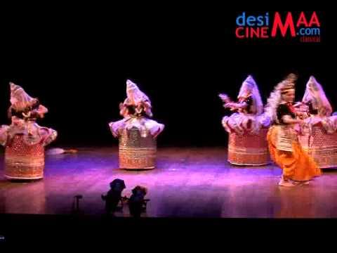 Manipuri Dance, Part-2 video