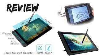 Huion Kamvas Pro 13 Review - The Best Graphics Tablet for Designers | HS610 Review