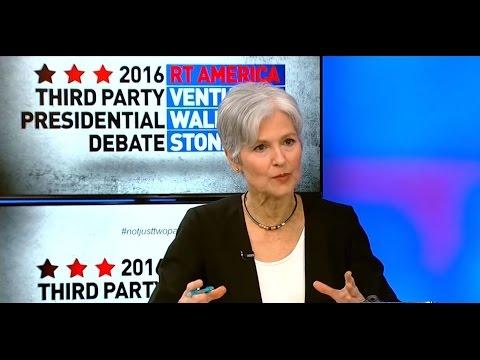 IRS stifling political speech & Jill Stein's 'Plan B' for Bernie fans – FishTank