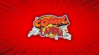Intro 💥 ComicLandiaTV 💥 Los MEJORES ANIMES en ESPAÑOL LATINO
