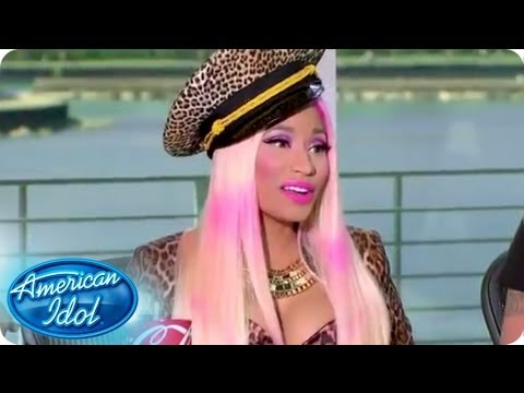 The Best of Nicki Minaj - AMERICAN IDOL SEASON 12