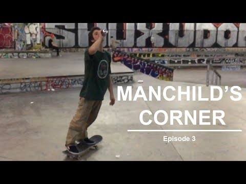 Manchild's Corner | Ep. 3 | SAN FRANCISCO