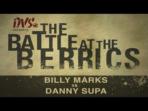 Billy Marks Vs Danny Supa: BATB1 - Round 1