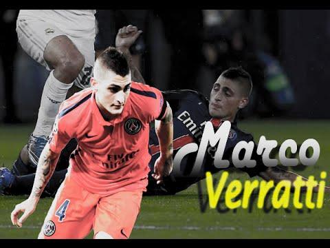 Marco Verratti ● Defensive Skills & Passes 2015 HD