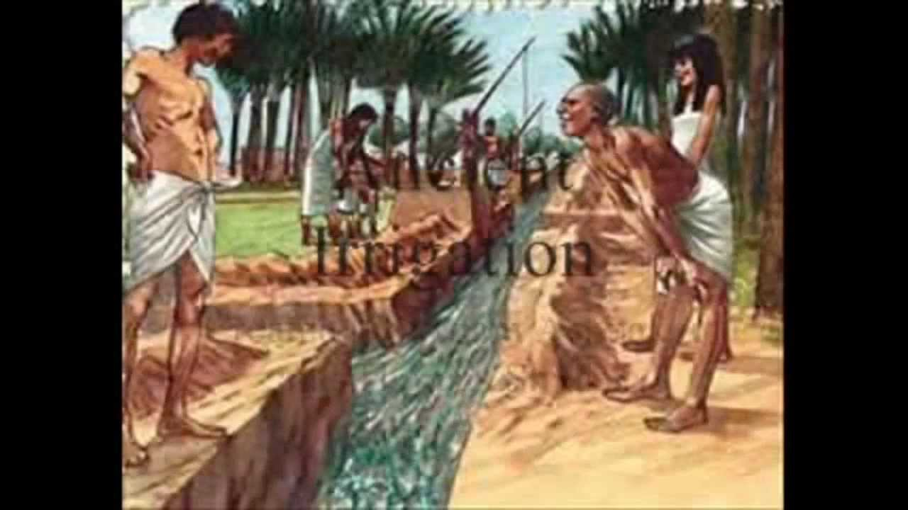 Ancient Irrigation Youtube
