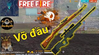 [Garena Free Fire] Ghét AK và Xuất Thần với Kar98k và AWM | StarBoyVN