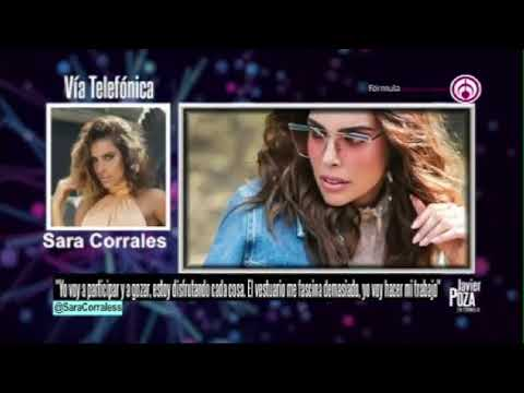 Javier Poza entrevista a Sara Corrales