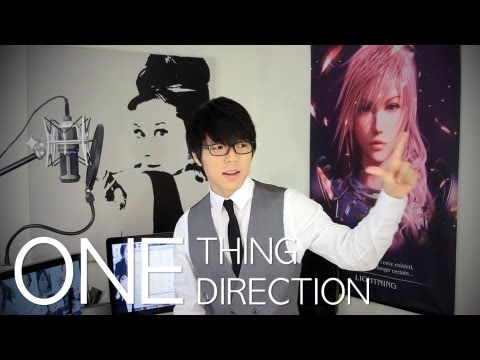 One Direction - One Thing - Jun Sung Ahn Violin Cover