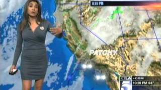 Vera Jimenez (KTLA - April 11th 2011)