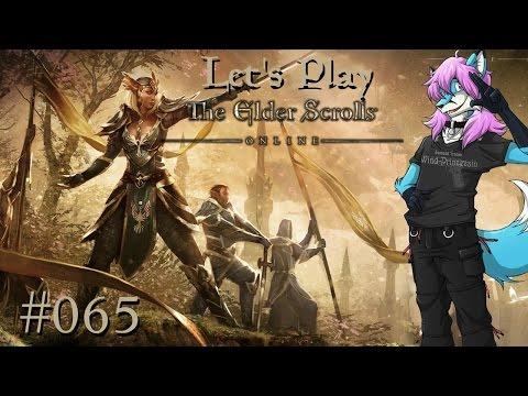 Let's Play The Elder Scrolls Online #65 -  Das Läutern der Schreine [Blind/Deutsch/HD] #1