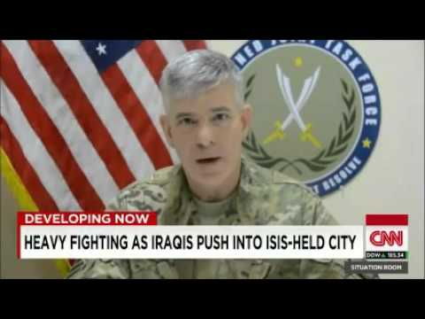Iraqi Forces on the Verge of Retaking Ramadi from ISIS