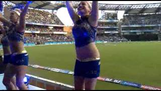 Masti At North Stand at Wankhede Stadium