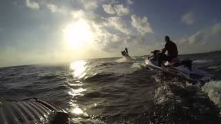 SEA-DOO SUNSET RIDE - RXP-X WAKE 215 SPARK 2015