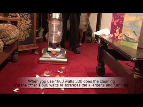 vacuum cleaner fault