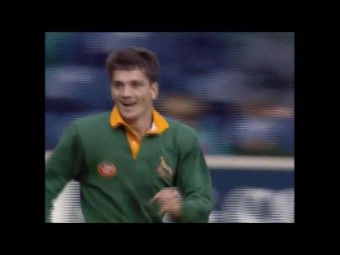 Rugby Legend: Joost van der Westhuizen