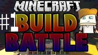 "Minecraft PE Build Battle  1 ""Hypixel"""
