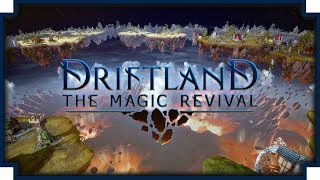 Driftland: The Magic Revival - (Majesty Style Kingdom Builder & RTS)