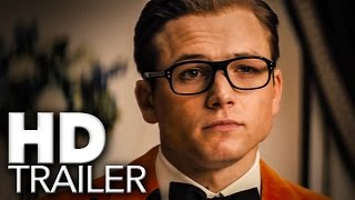 KINGSMAN: THE GOLDEN CIRCLE | Trailer Deutsch German | 2017