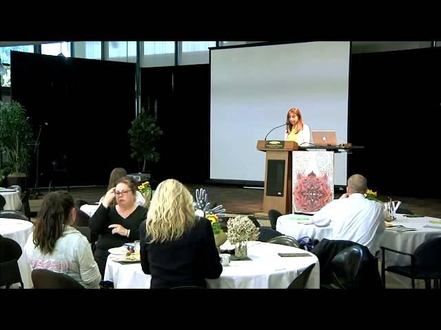 Fran Faraz - 2013 Golden West College Peace Conference