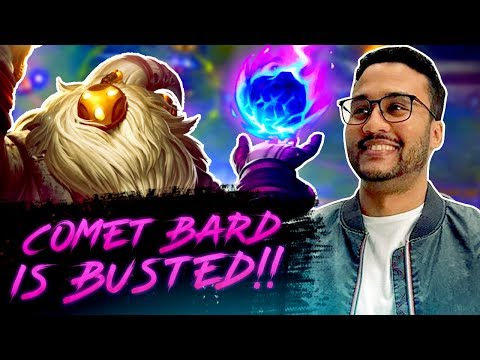 COMET BARD IS BUSTED!!   APHROMOO