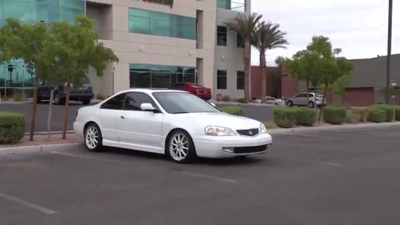 2003 acura cl s type s w rims walkaround youtube. Black Bedroom Furniture Sets. Home Design Ideas