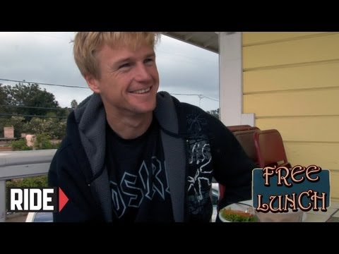 Chad Bartie Talks Mullets, 360 Flips, Pat Duffy, and More on Free Lunch Archives