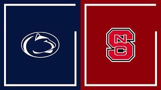 Highlights: North Carolina State vs. Penn State   Big Ten Basketball