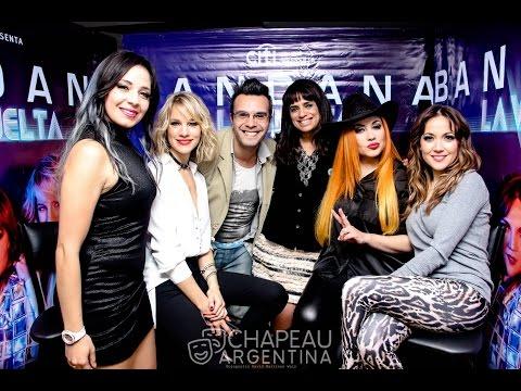 Bandana La Vuelta (Entrevista Post Estreno)