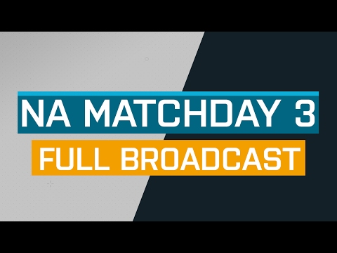 Full Broadcast - NA Matchday 3 A - ESL Pro League Season 5 - Misfits Liquid | Luminosity Renegades