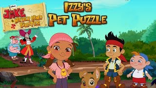 Jake and the Never Land Pirates - Izzy