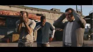 GTA V TRAILER #2 en Español (XBOX 360/PlayStation 3)
