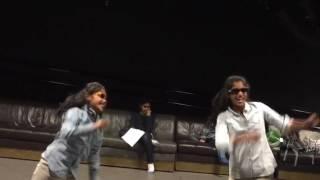 Manju Shree & Nithiya Shree super dance performance