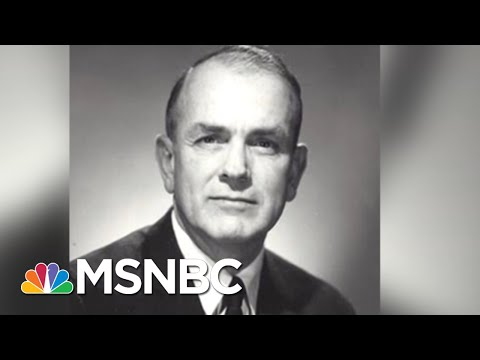 Donald Trump Toys With Abuse Of Office In Beef Against Washington Post | Rachel Maddow | MSNBC