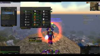 World of Warcraft: MOP 5.0.5: Affliction Warlock guide - Part 1, talents and glyphs.