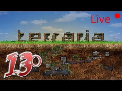 Terraria 1.2 Gameplay - Episódio 13