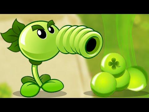 Plants vs. Zombies 2 -  Luck O