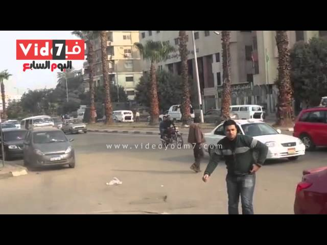 بالفيديو..القبض على إخوانى شارك فى الاشتباكات مع الأمن بالهرم