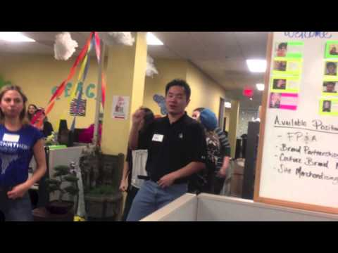 Rejection 53 - Ask Zappos Employees to Gangnam Style
