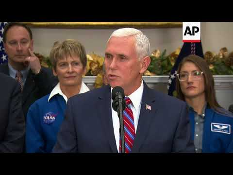 Trump Wants Americans Back on the Moon