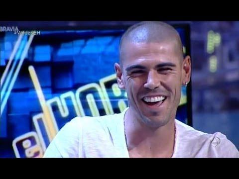 El Hormiguero 3.0 - Víctor Valdés responde al test de Trancas y Barrancas