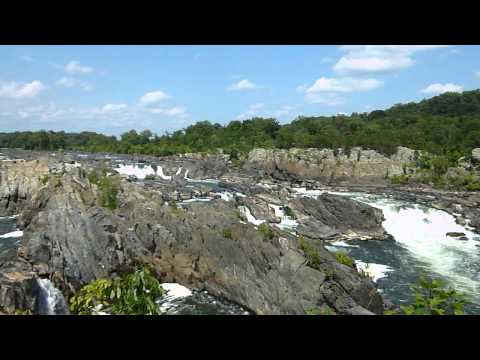 Great Falls Overlook 1 Video