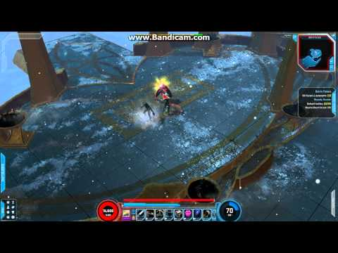 Marvel Heroes Black Widow Cosmic Kurse run with 16.6k health