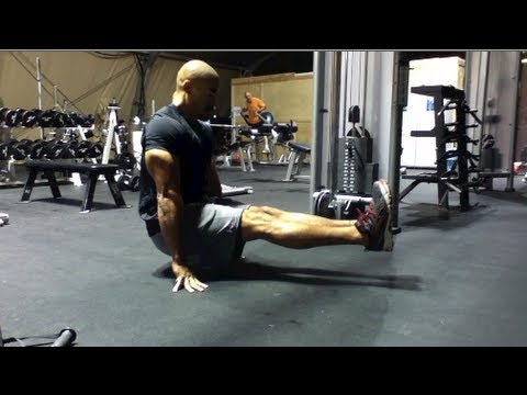 44 Best Bodyweight Exercises Ever! (High Def) Image 1